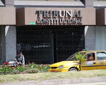 Tribunales en Quito