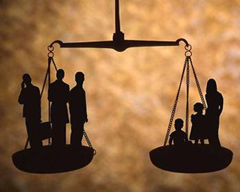 El espejismo de la justicia social