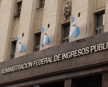 Administración Federal de Ingresos Públicos - Ricardo Echegaray
