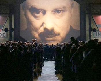 Big Brother, 1984 | George Orwell