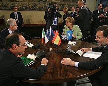 Escasez de liderazgo en Eiuropa
