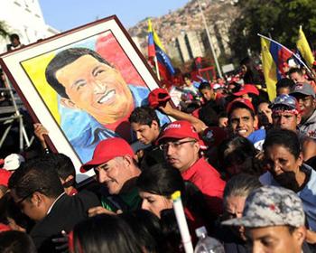 Funerales de Chávez