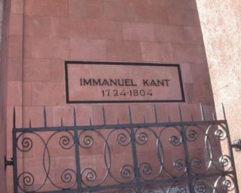 El peculiar caso de Kant