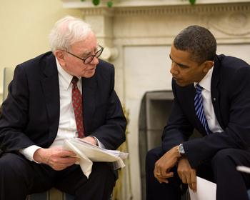 Barack Obama / Buffett