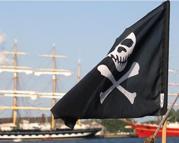 Piratas del Caribe... y la propiedad intelectual