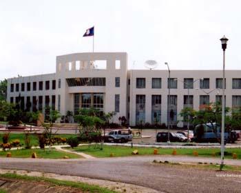 Edificio del Primer Ministro, Belice