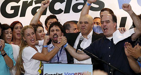 Venezuela, victoria opositora