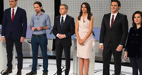 España, debate