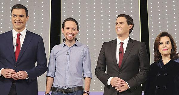 Candidatos, España