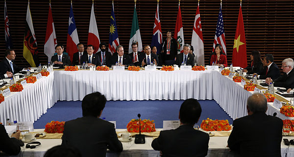 Acuerdo Transpacífico