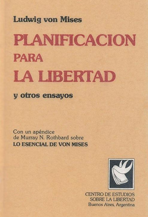 Planificación para la libertad