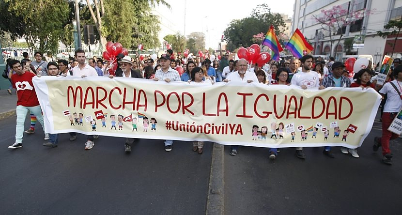 Opinion publica sobre matrimonio homosexual