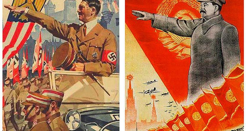 Dos extremos Hitlerstalin