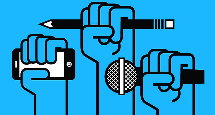 Amenaza a la libertad de prensa   elcato.org