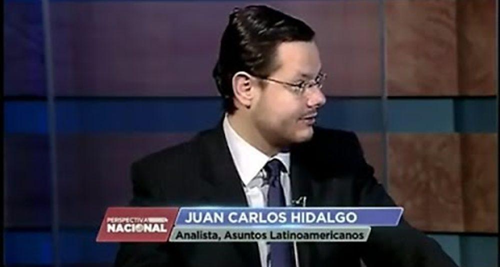 Juan Carlos Hidalgo comenta las sanciones de EEUU contra Venezuela