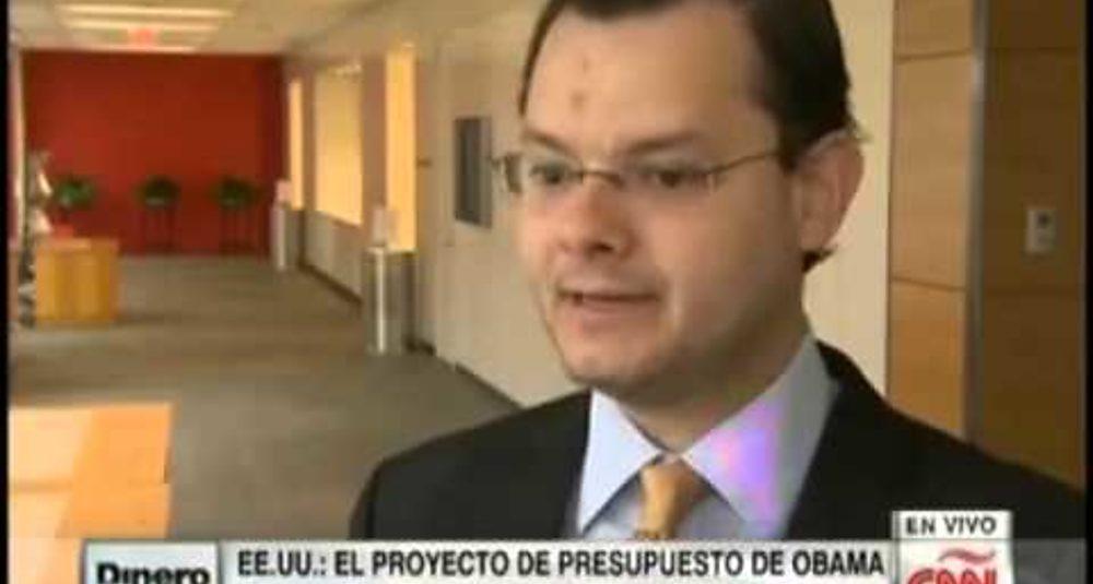 Juan Carlos Hidalgo comenta el presupuesto del gobierno federal en CNN en Español