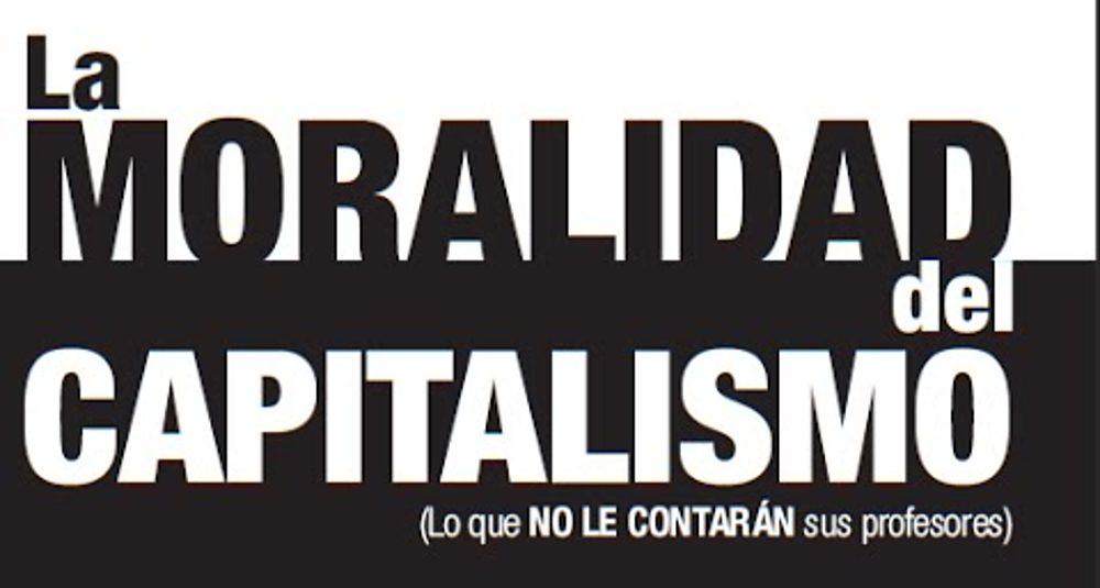 La Moralidad del Capitalismo: Walter Castro - UElCato FPP 2014