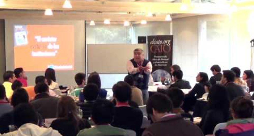 Enrique Ghersi: El carácter evolutivo de las instituciones - UElCato FPP 2013
