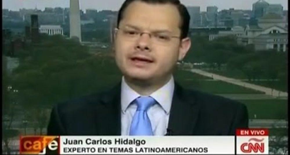 Juan Carlos Hidalgo analiza la Cumbre de las Américas en Café CNN