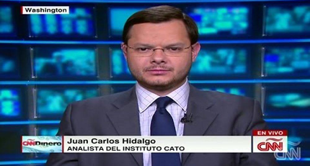 Juan Carlos Hidalgo comenta la ayuda de EEUU a Centroamérica en CNN Dinero