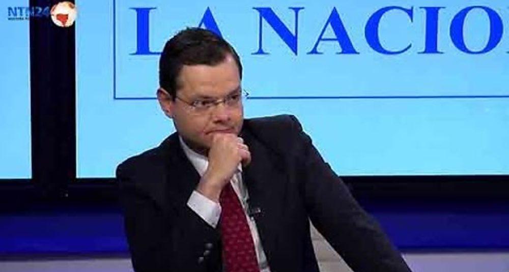 Juan Carlos Hidalgo discute el Canal de Nicaragua en Club de Prensa en NTN24