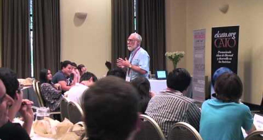 Carlos Sabino: ¿Qué significa ser liberal? - UElCato FPP 2012