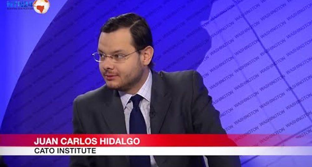 """Juan Carlos Hidalgo comenta las raíces del fundamentalismo en """"Club de Prensa"""" de NTN24"""