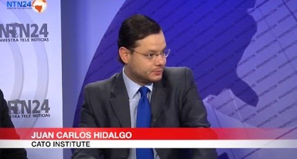 Juan Carlos Hidalgo comenta la visita a Washington de Juan Manuel Santos en Club de Prensa
