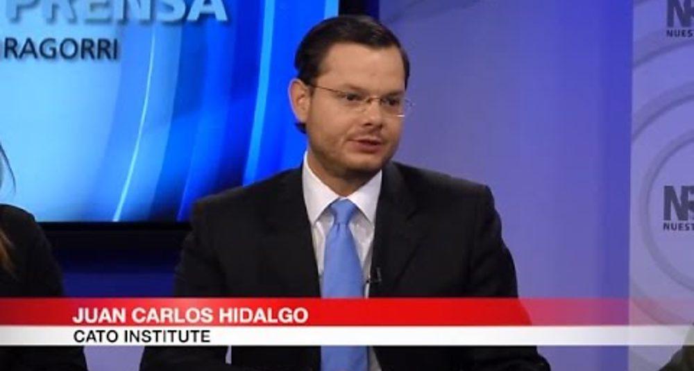 Juan Carlos Hidalgo comenta los ataques de París en Club de Prensa de NTN24