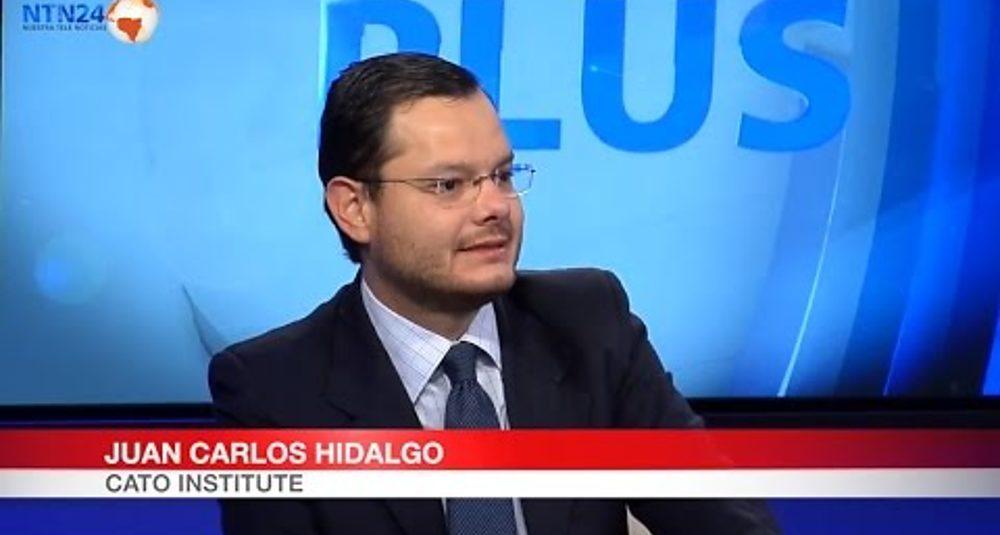 Juan Carlos Hidalgo comenta el fenómeno del peronismo en Club de Prensa de NTN24