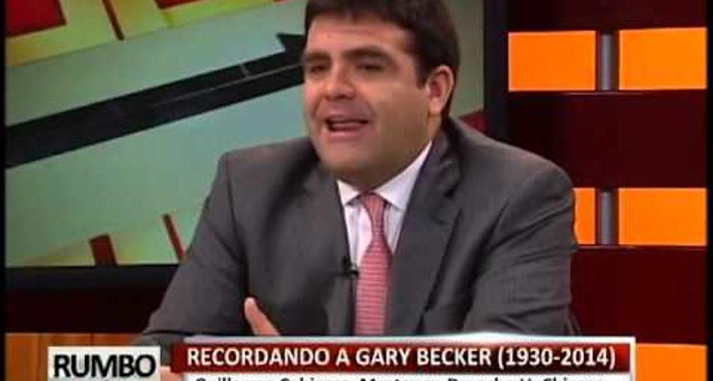 ¿Qué aportes dio Gary Becker a la economía Mundial?