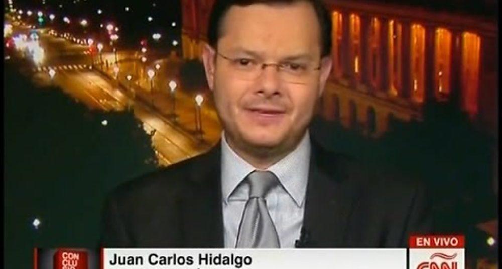 """Juan Carlos Hidalgo debate la candidatura de Donald Trump en """"Conclusiones"""" de CNN en Español"""