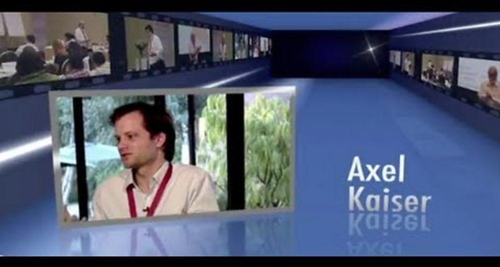 Axel Kaiser | La Crisis de 2008: Causas y Proyecciones - UElCato FPP 2012