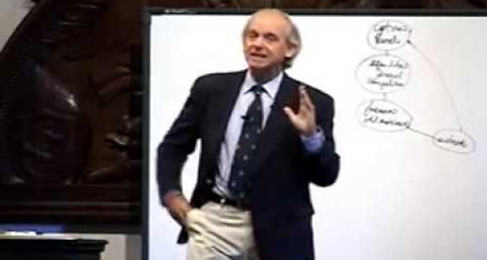 La teoría de las fallas del mercado