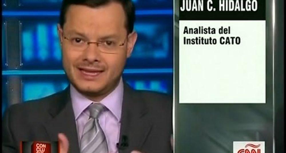 Juan Carlos Hidalgo comenta las principales noticias del 2015 de América Latina en CNN en Español