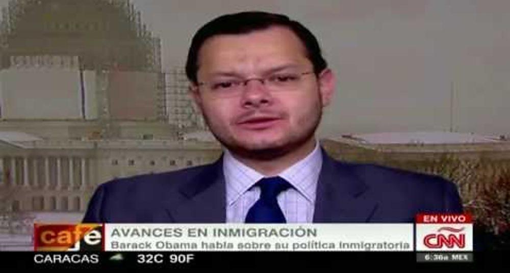 Juan Carlos Hidalgo comenta la acción ejecutiva sobre migración en Café CNN