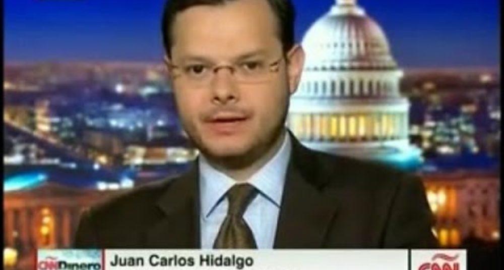 Juan Carlos Hidalgo comenta el tipo de cambio del colón costarricense en CNN Dinero