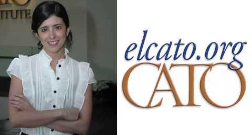 Gabriela Calderon discute la dolarizacion y las salvaguardas al comercio en Ecuador
