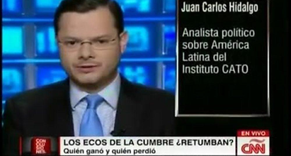 Juan Carlos Hidalgo analiza la Cumbre de las Américas en Conclusiones de CNN en Español