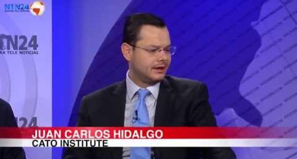 """Juan Carlos Hidalgo comenta el informe sobre abusos de la dictadura en """"Club de Prensa"""""""