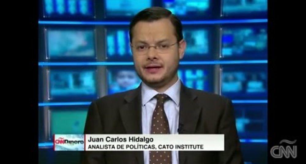 Juan Carlos Hidalgo comenta los beneficios del Acuerdo Estratégico Trans-Pacífico en CNN Directo