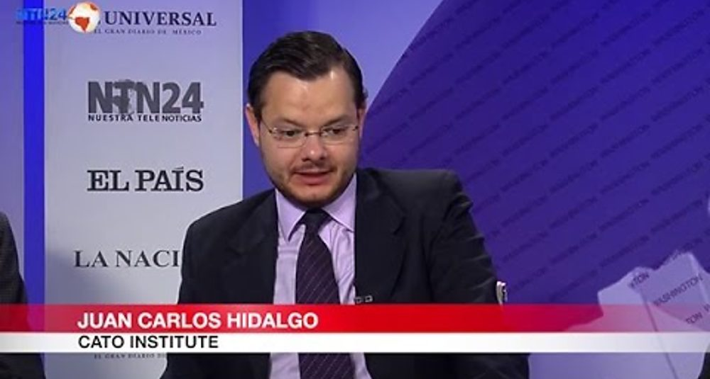 """Juan Carlos Hidalgo comenta el escándalo sexual de la DEA en Colombia en """"Club de Prensa"""""""