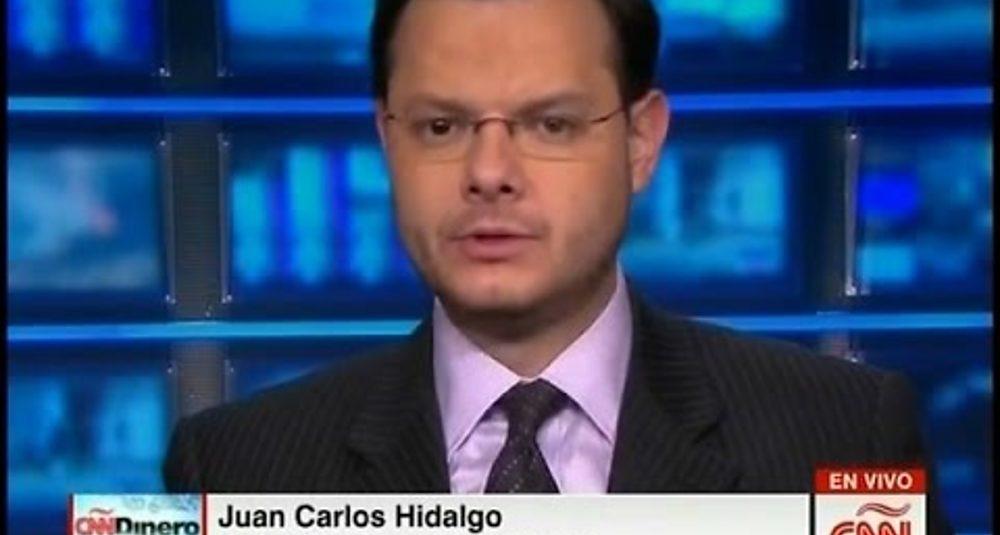 Juan Carlos Hidalgo comenta la economía en las elecciones de EEUU en CNN Dinero