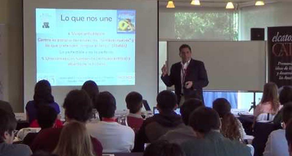 Mauricio Rojas: ¿Qué significa ser liberal? - UElCato FPP 2013