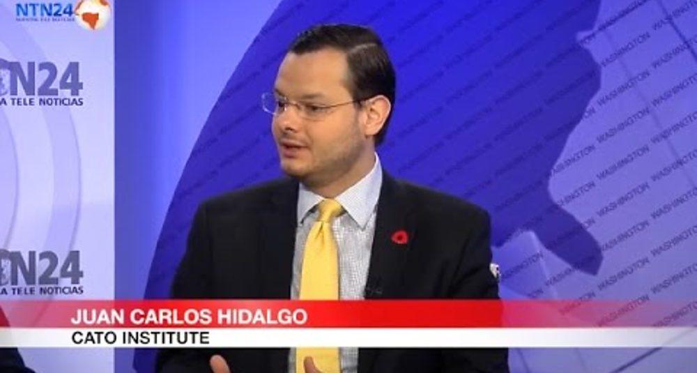 Juan Carlos Hidalgo comenta el resultado de la elección de Argentina en Club de Prensa