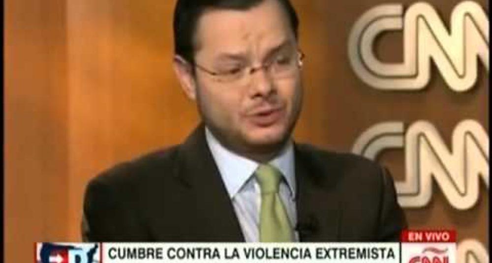 "Juan Carlos Hidalgo discute extremismo en América Latina en ""Directo USA"" de CNN en Español"
