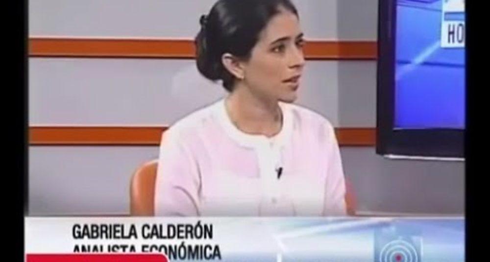 Gabriela Calderón discute el impacto negativo de las salvaguardias en Ecuador