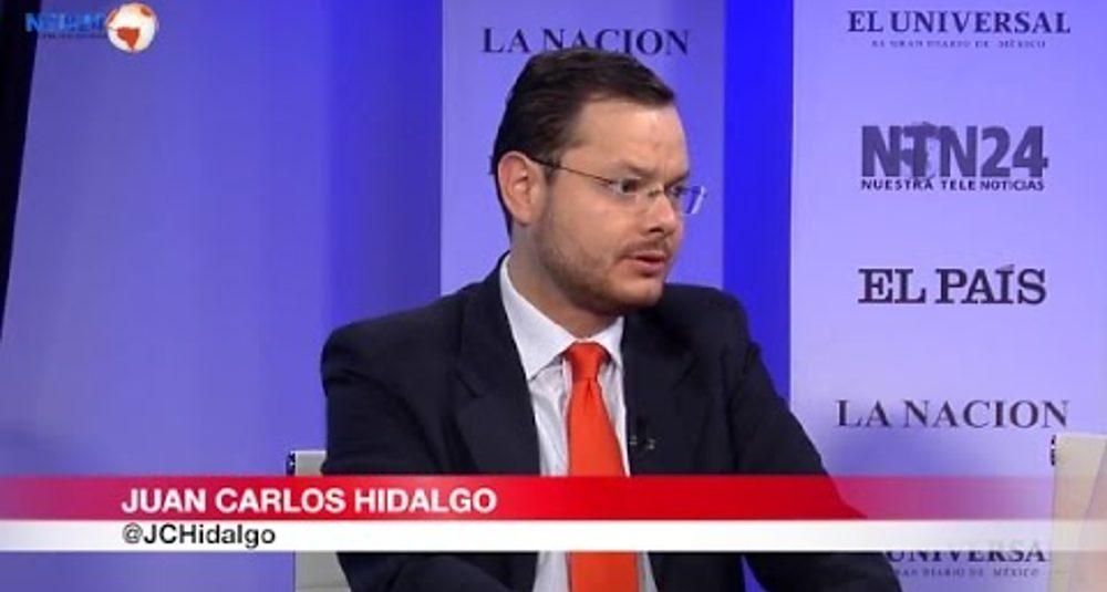 Juan Carlos Hidalgo comenta la mala semana de Benjamin Netanyahu en Club de Prensa de NTN24