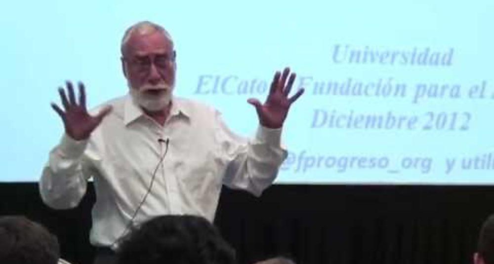 Carlos Sabino: ¿Importa la desigualdad social? - UElCato FPP 2012