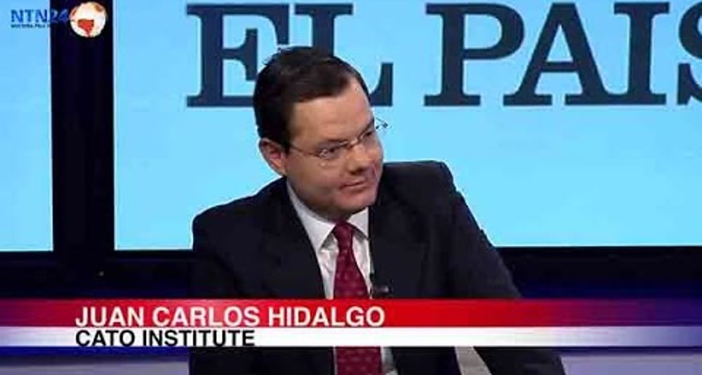 Juan Carlos Hidalgo comenta la mala semana de Ricardo Martinelli en Club de Prensa de NTN24